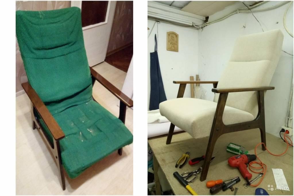 Как перетянуть стул своими руками пошагово, материалы, полезные советы