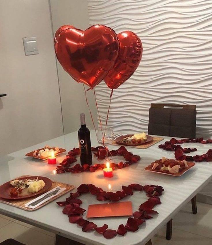 Что можно сделать романтичного для парня. романтический вечер — как сделать его незабываемым
