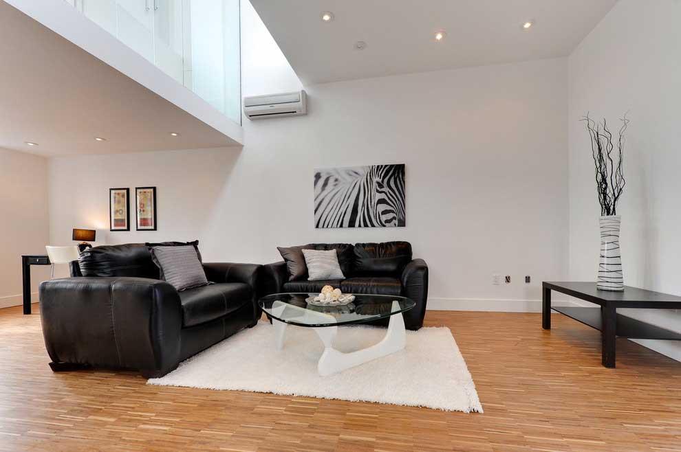 Стильно, современно, ничего лишнего: 86 фото с идеями дизайна гостиной в стиле минимализм