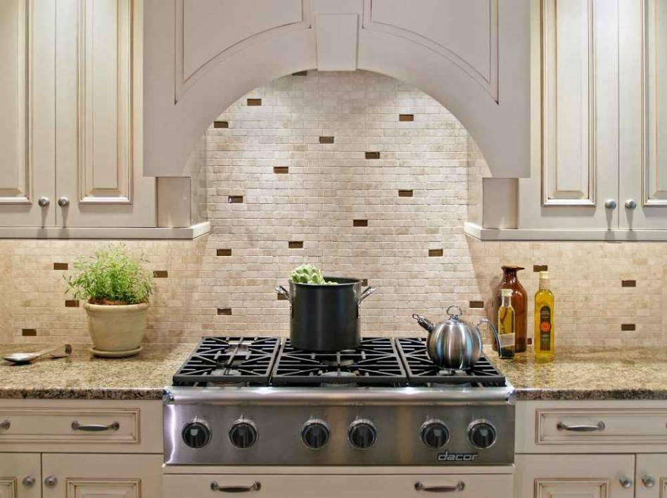 Фартук для кухни из плитки: 50 лучших примеров выкладки
