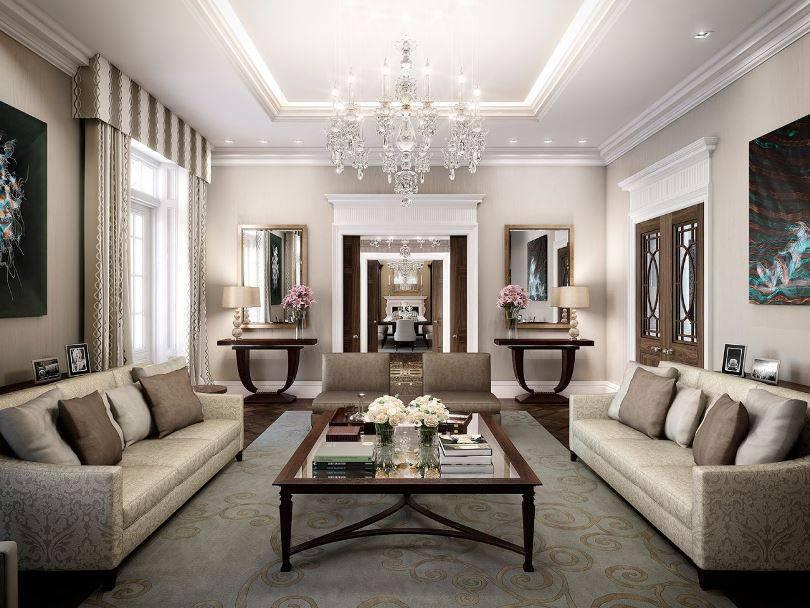 Дом в классическом стиле – особенности традиционных проектов - 26 фото