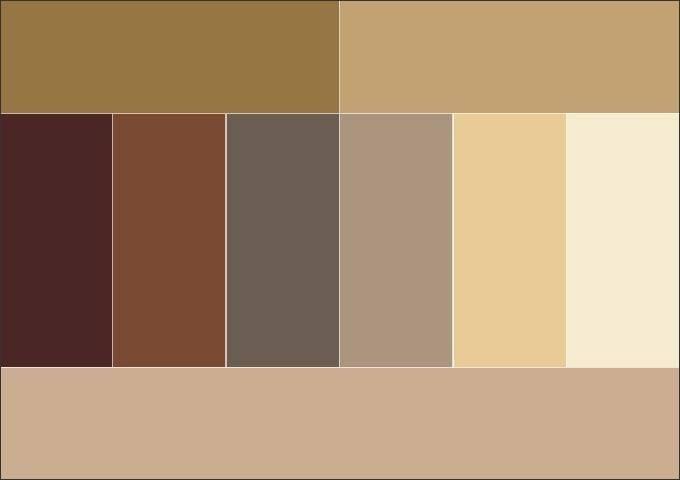 Коричневый цвет волос: модные оттенки, как покрасить в нужный тон, фото до и после - luv.ru