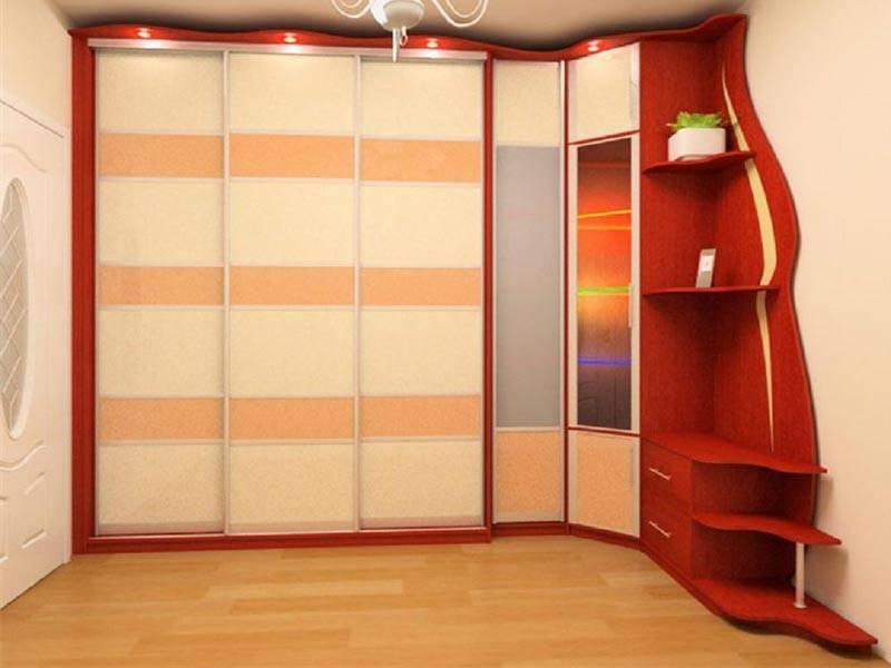 Угловой шкаф своими руками - как сделать красивый и практичный функциональный шкаф (80 фото)