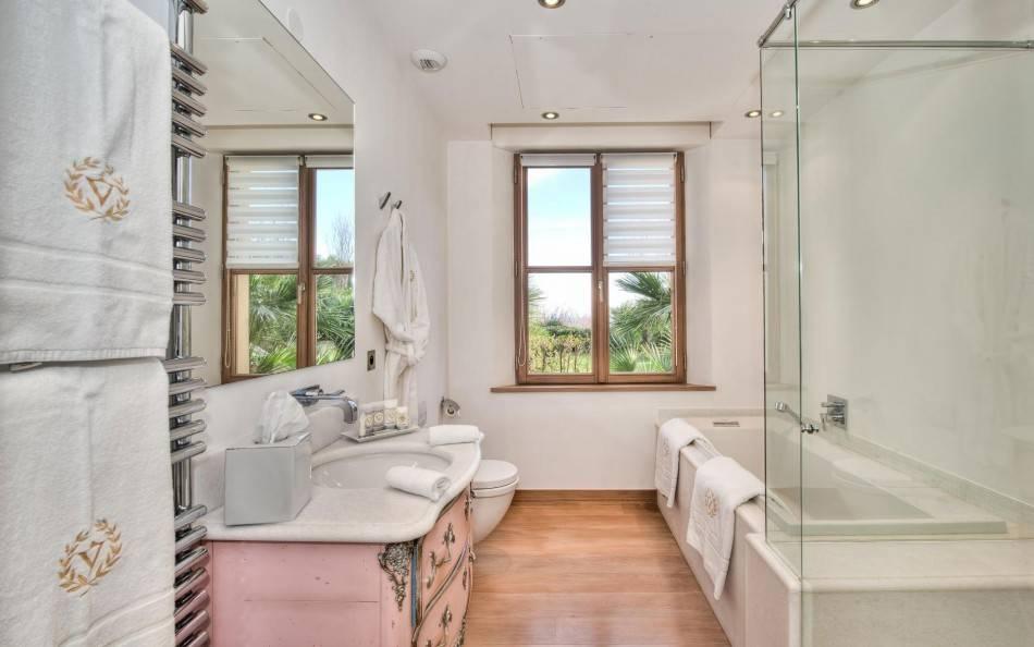Угловая ванная: типы, размеры, материалы ванны (48 идей дизайна)   дизайн и интерьер ванной комнаты