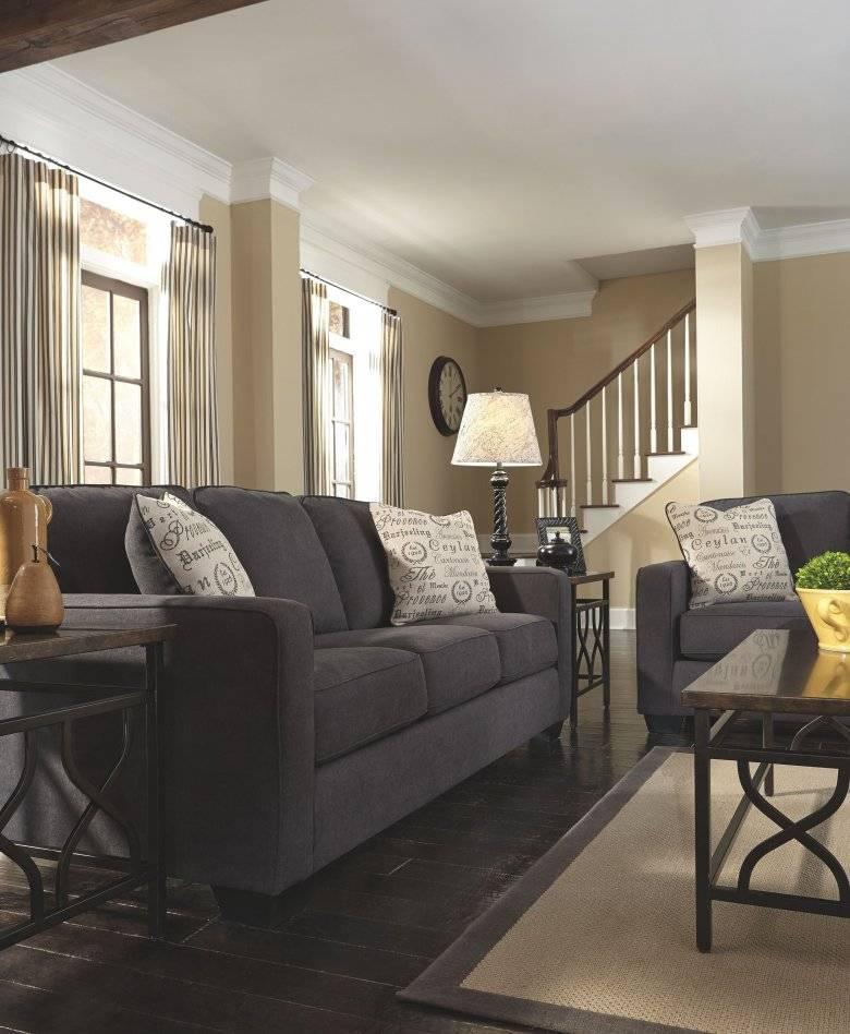 Коричневый диван в интерьере, в каких стилях уместен, как выбрать модель, подходящую по конструкции, цвету и форме - 46 фото