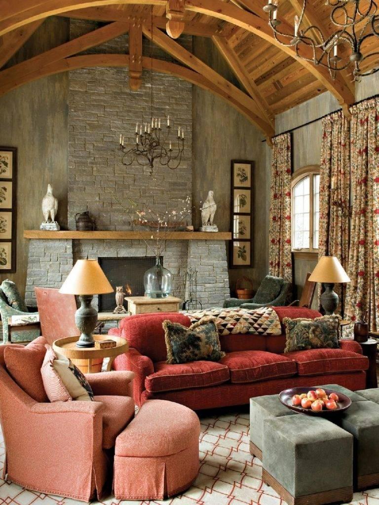Стили интерьера: список стилей дизайна интерьеров - самые популярные стили