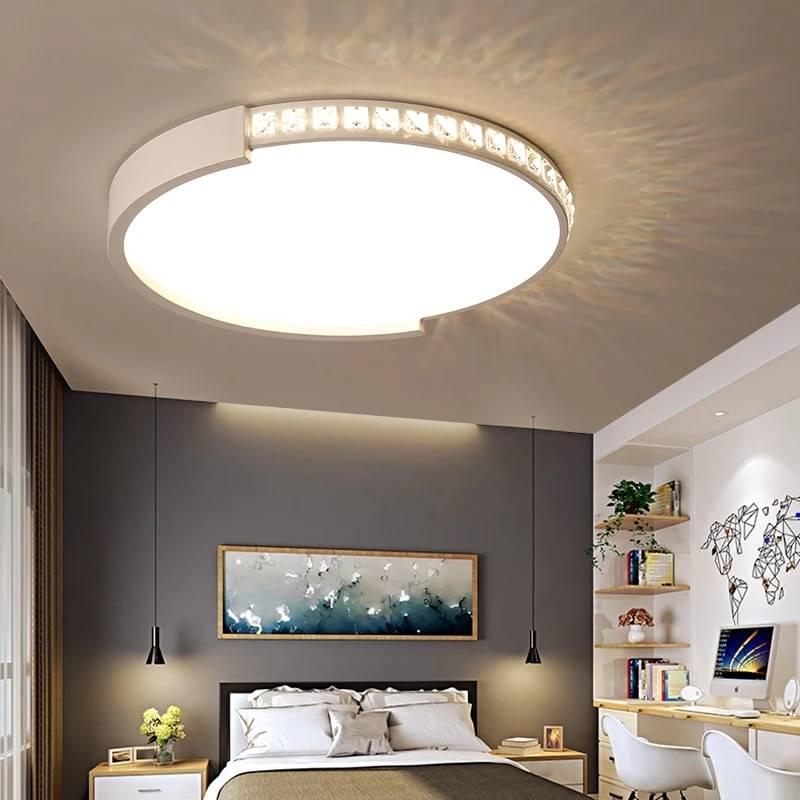 Люстра в спальню: выбор люстры в спальню по размеру, стилистике, методу управления светом и виду крепления. советы дизайнеров по моделям современных люстр (фото + видео)