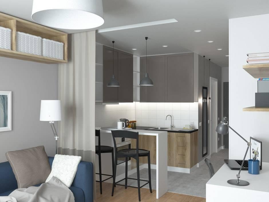 Дизайн квартиры 90 кв. м. — 150 фото идеальной планировки и современного интерьера