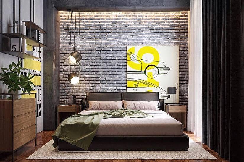 Квартира в стиле лофт: 100 фото идей дизайна интерьера разных комнат