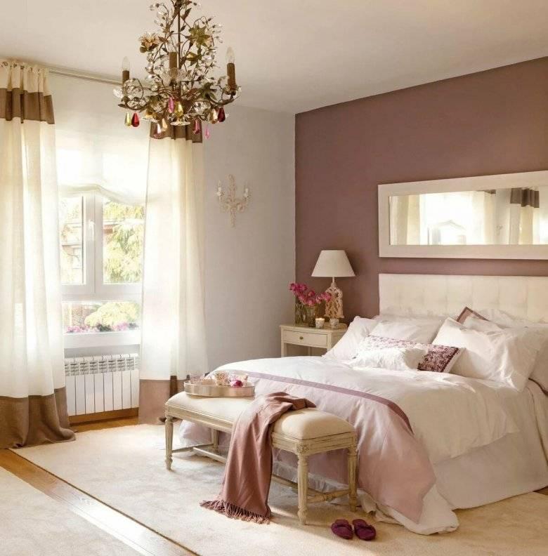 С какими цветами сочетается розовый цвет в интерьере?