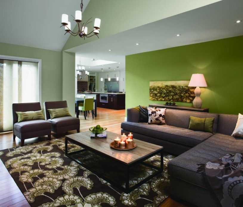 Серая гостиная: 100 фото примеров стильного дизайна интерьеров