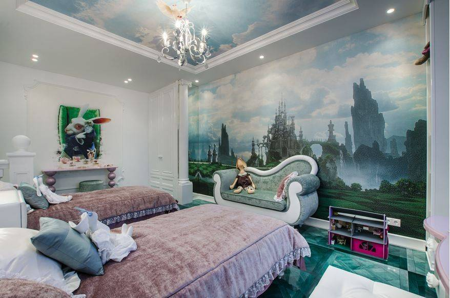 Фотообои в гостиную: 125 фото интересных стильных идей применения и их комбинаций