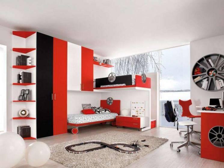 Особенности мебели в детскую комнату, советы по выбору
