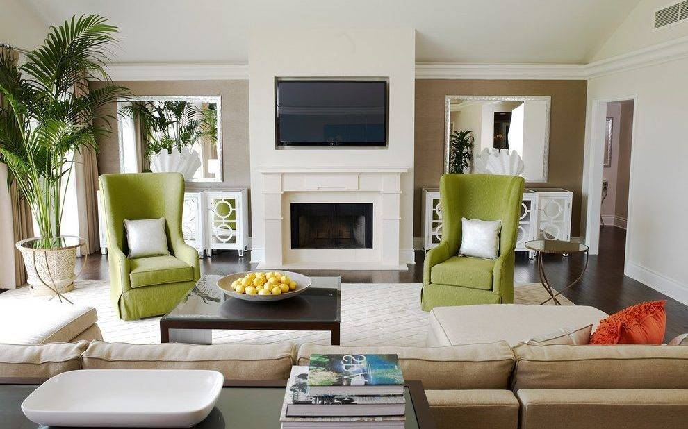Сочетание цветов в интерьере гостиной фото, таблица сочетания цветов, гамма и акценты