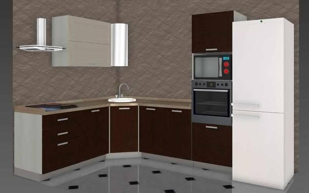 Как спрятать газовый котел на кухне – дизайн идеи с фото