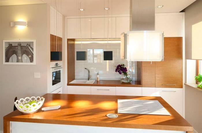 Дизайн угловой кухни: всё, что нужно знать   домфронт