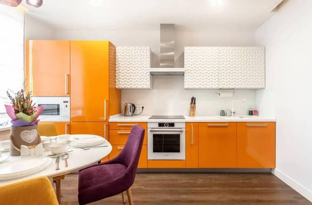 Серая кухня 2021. 100+ лучших идей оформления