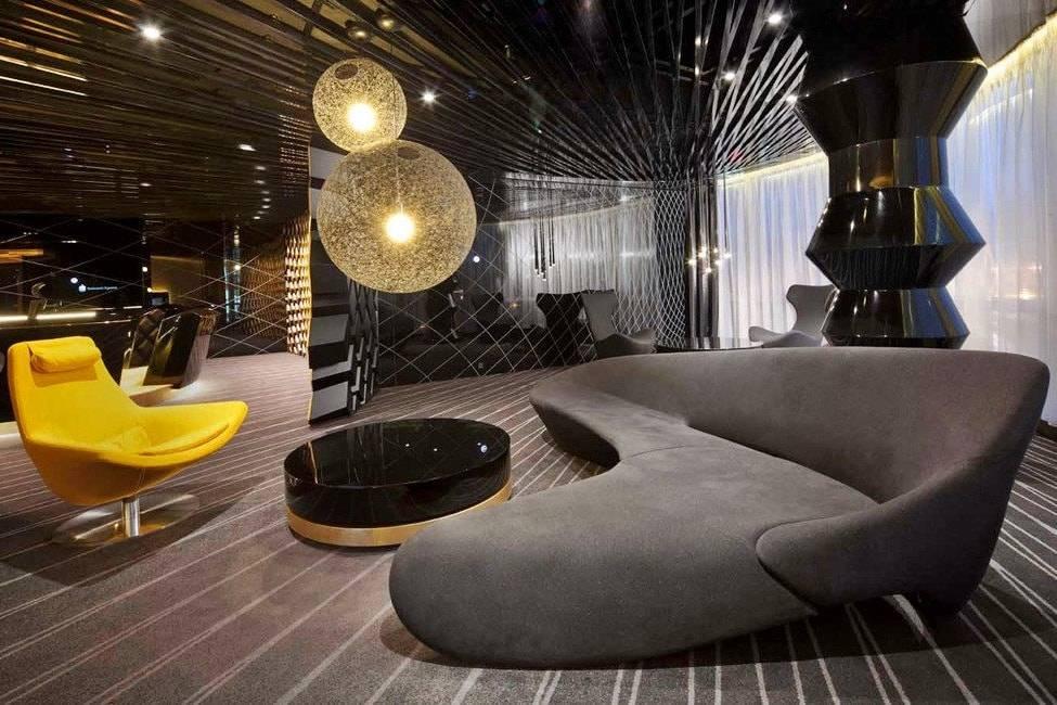 Стиль футуризм в интерьере (70+ фото): потрясающие идеи для дизайна будущего!