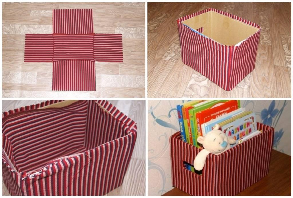 Что можно сделать из коробки в домашних условиях для детского сада: лучшие идеи поделок + видео мастер класс