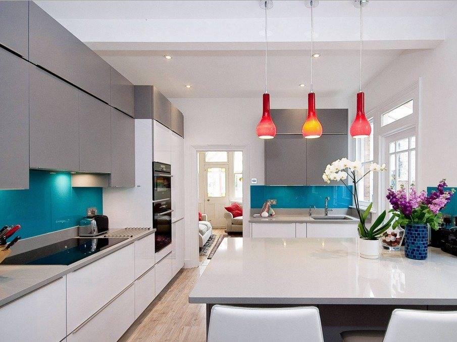 Как правильно оформить кухню в современном стиле (реальные фото)