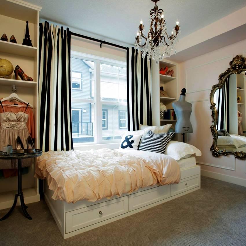 Кровать в спальню — топ-120 фото моделей из каталога с современным дизайном, советы как выбрать и разместить