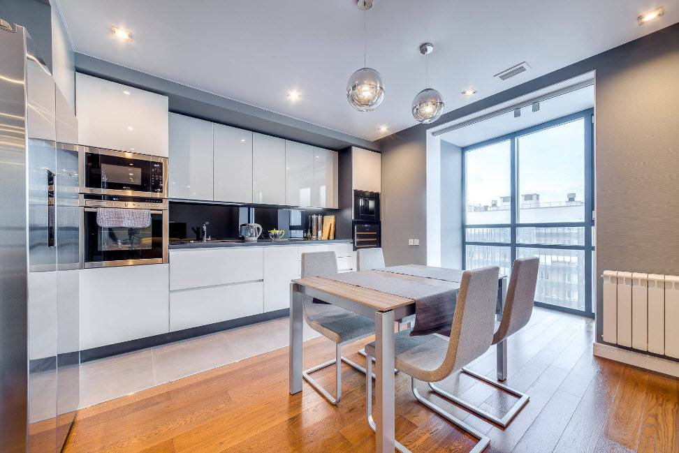 Кухня 2022 – тренды дизайна, модные интерьеры (120 фото)