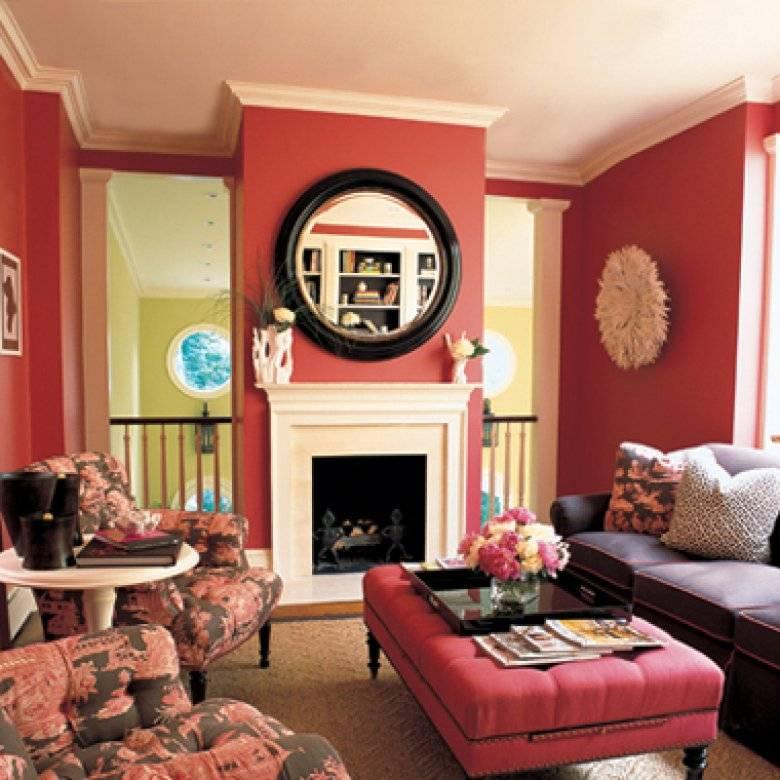 Использование пыльно-розового цвета в интерьере: как избежать досадных ошибок