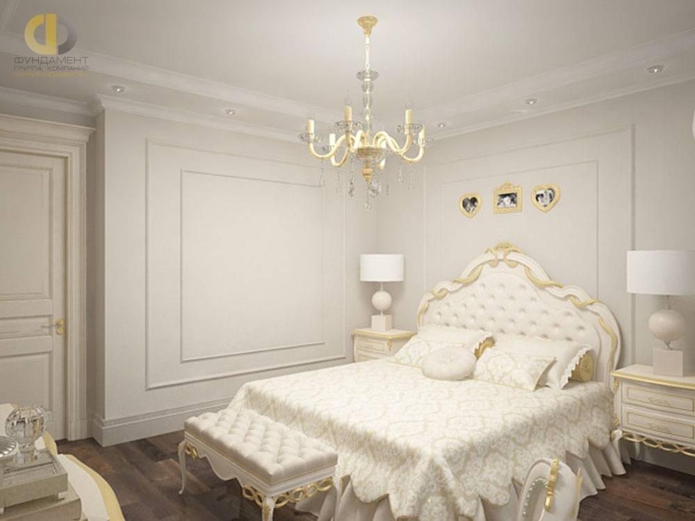 Спальня в классическом стиле: 80 идей дизайна (фото)