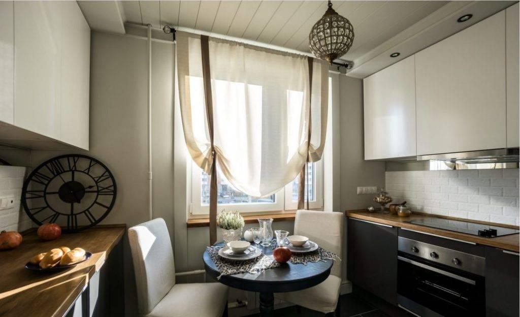 Современные шторы на кухню - топ-130 фото + видео идей дизайна кухонных штор. преимущества и недостатки использования популярных видов штор