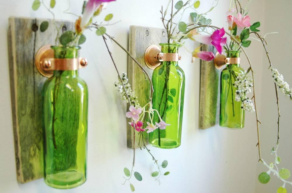 95 фото лучших идей создания цветов и украшений из подручных средств   поделки для дома своими руками