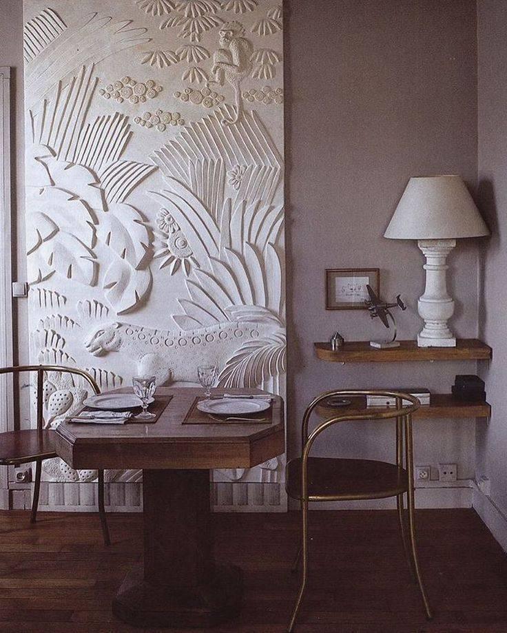 Барельеф, лепнина, и его роль в дизайне интерьера.