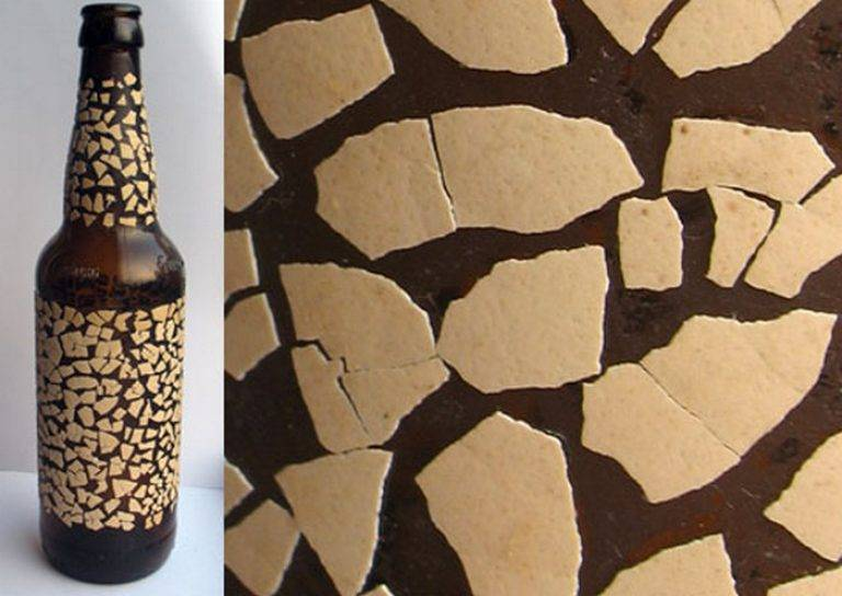 Мозаика из яичной скорлупы своими руками - техника поделки для детей
