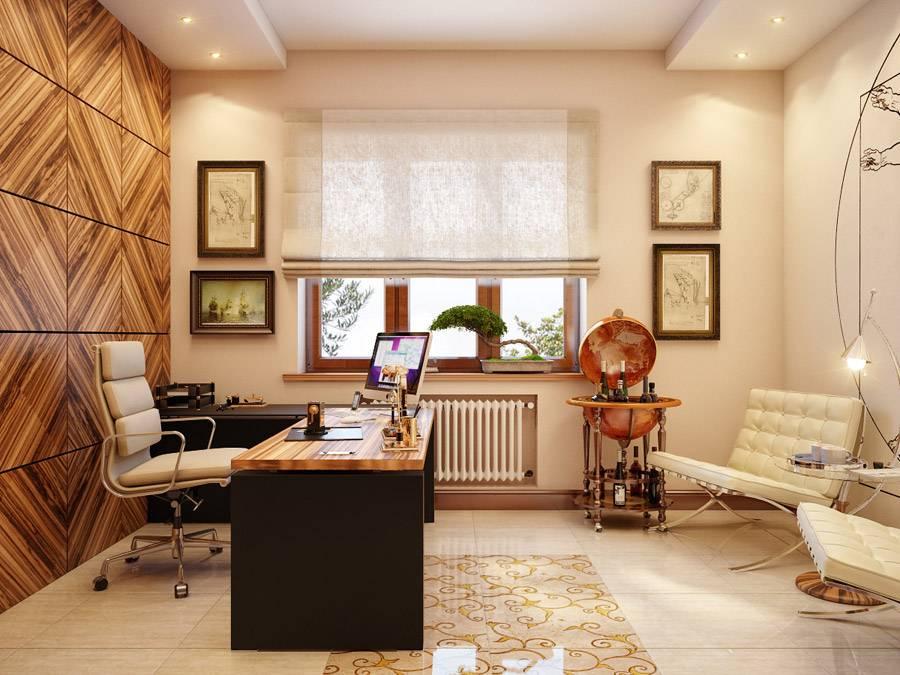 Дизайн проект офиса: основы и важные нюансы