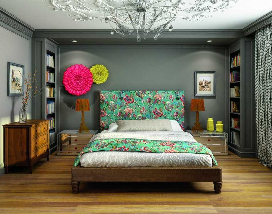 Декор спальни: пошаговая инструкция, как красиво оформить и украсить спальню своими руками (130 фото идей и примеров)