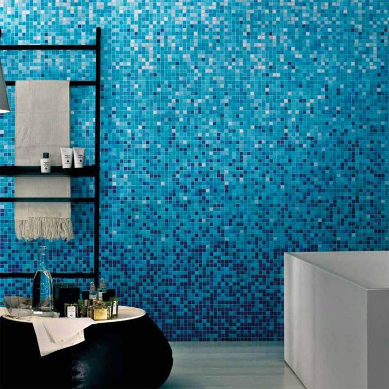 Мозаика в ванной комнате: дизайн +75 фото - «интерьер ванной» » все о сауне