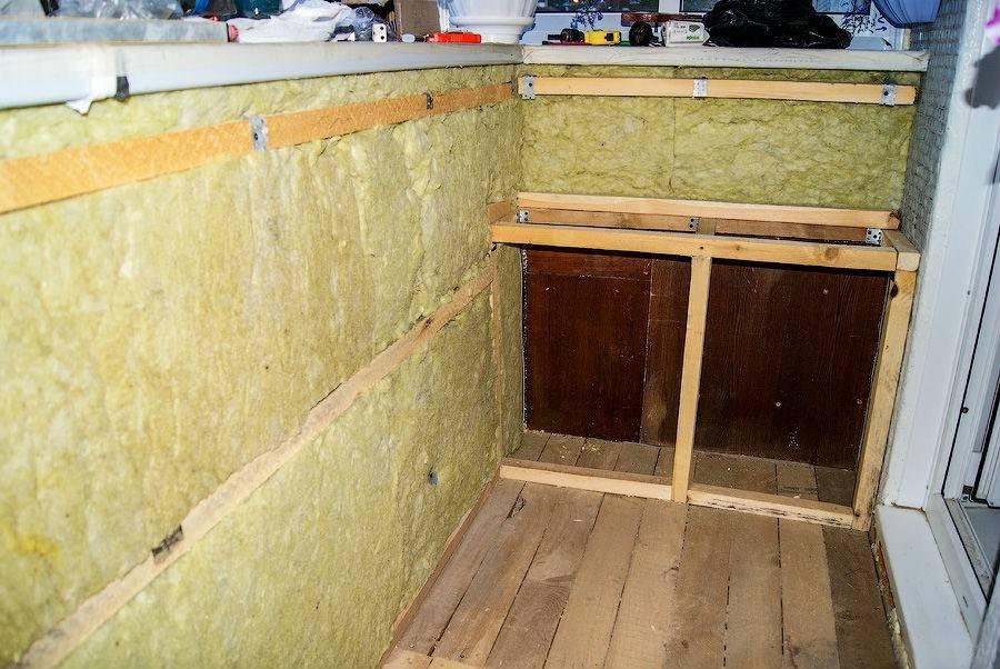 Отделка балкона вагонкой своими руками: пошаговая инструкция для подготовки и монтажа