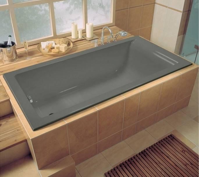 7 главных причин, почему стоит выбрать ванну из литьевого и натурального мрамора