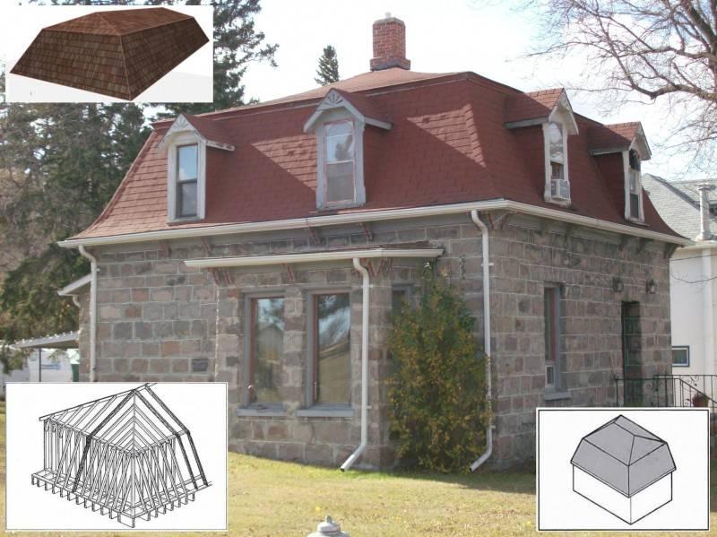 Виды крыш частных домов по индивидуальной конструкции фото