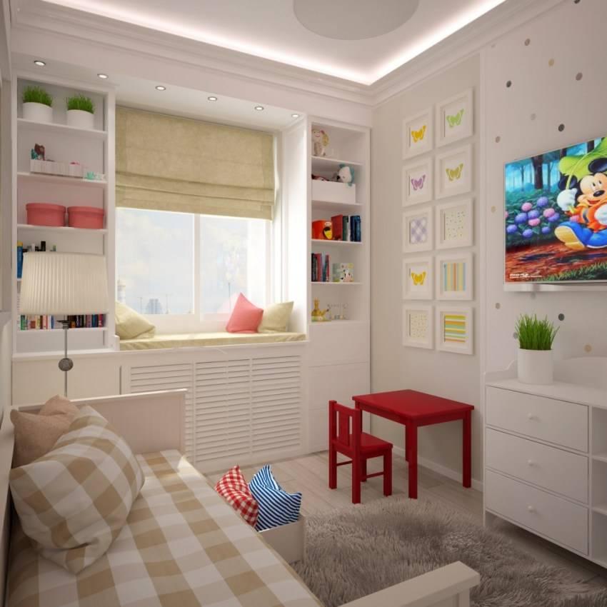 Спальня 9 кв. м. - топ-150 фото новинок дизайна и планировок маленькой спальной комнаты