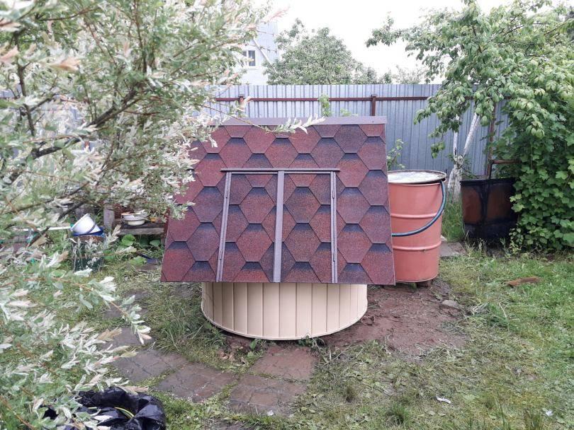 Декоративный колодец на даче своими руками (57 фото): стили, конструкции, материалы