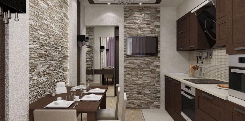Кухня в прихожей: правила и планировка кухни в коридоре (52 фото) | современные и модные кухни