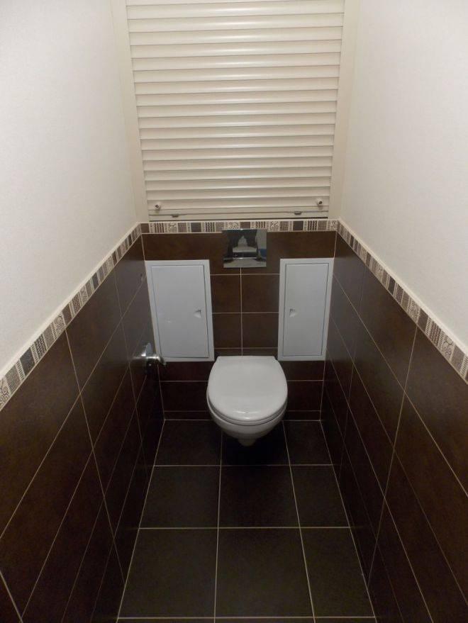 Плитка для маленького туалета: 100 фото красивых идей дизайна