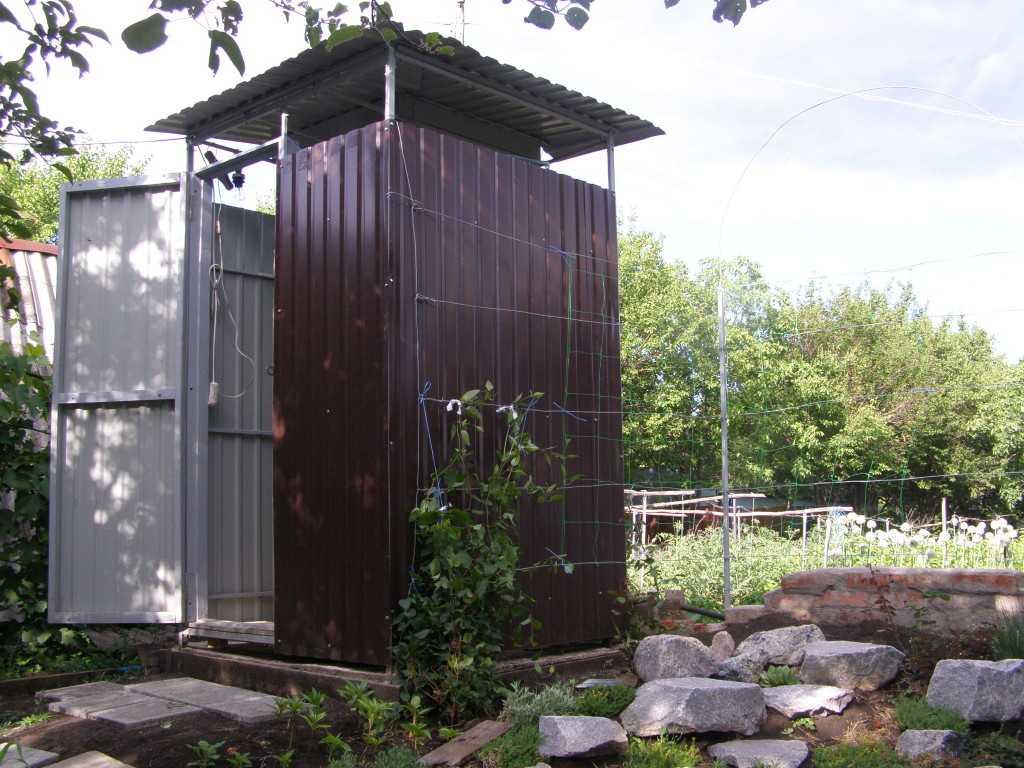 Летний душ на даче своими руками (81 фото) - чертежи, размеры, материалы