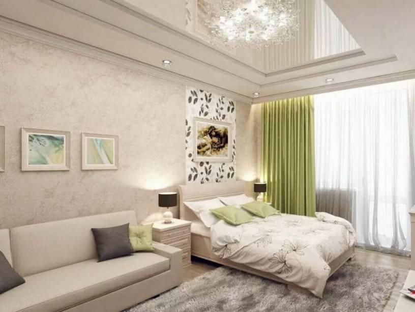 Дизайн спальни 14 кв. м — 45 фото примеров интерьера