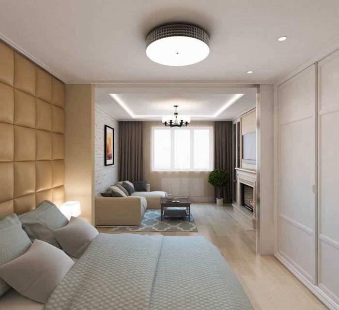 Особенности дизайна комнаты площадью 15 кв.м