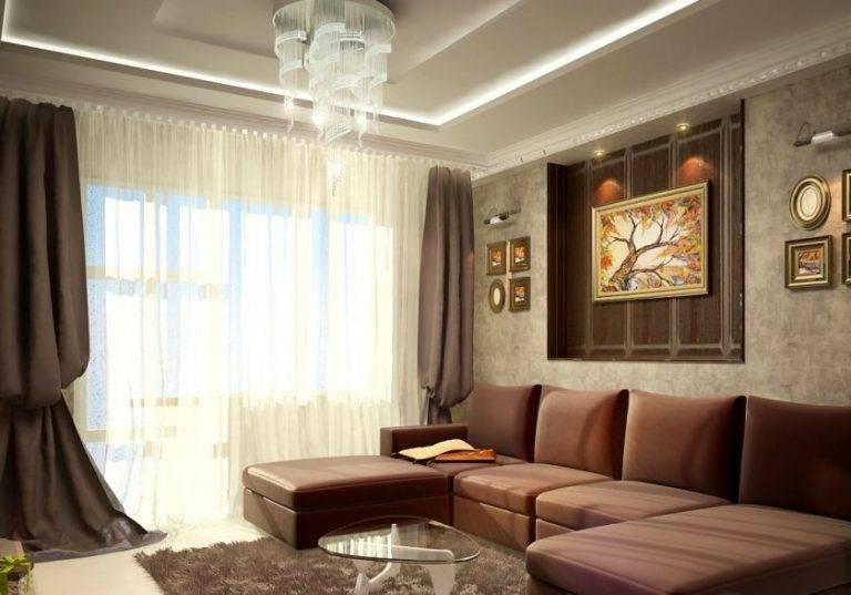 Коричневые диваны (63 фото): угловые и прямые модели в интерьере. диваны темно- и светло-коричневого цвета. сочетание со шторами и обоями