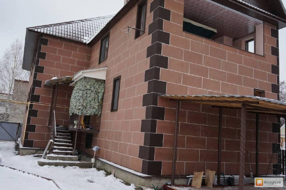Выбор дизайна панелей для декоративной отделки фасадов частных домов
