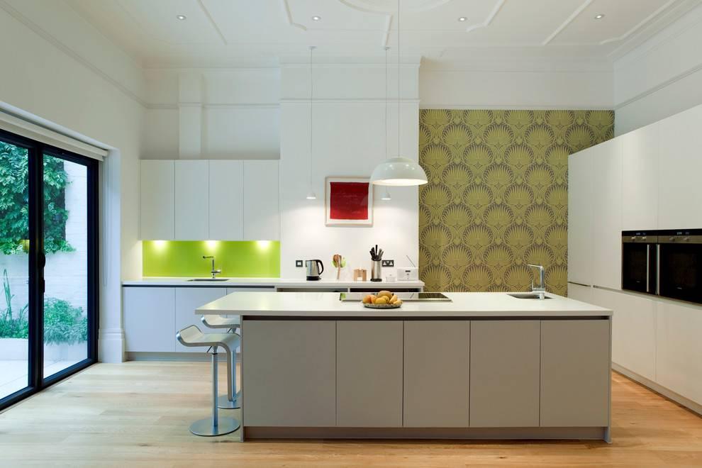 Обои для кухни – 90 фото, красивые идеи дизайна, как комбинировать, советы по выбору