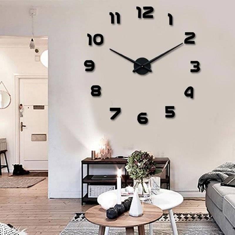 Дизайн настенных часов: 15 способов украшения своими руками