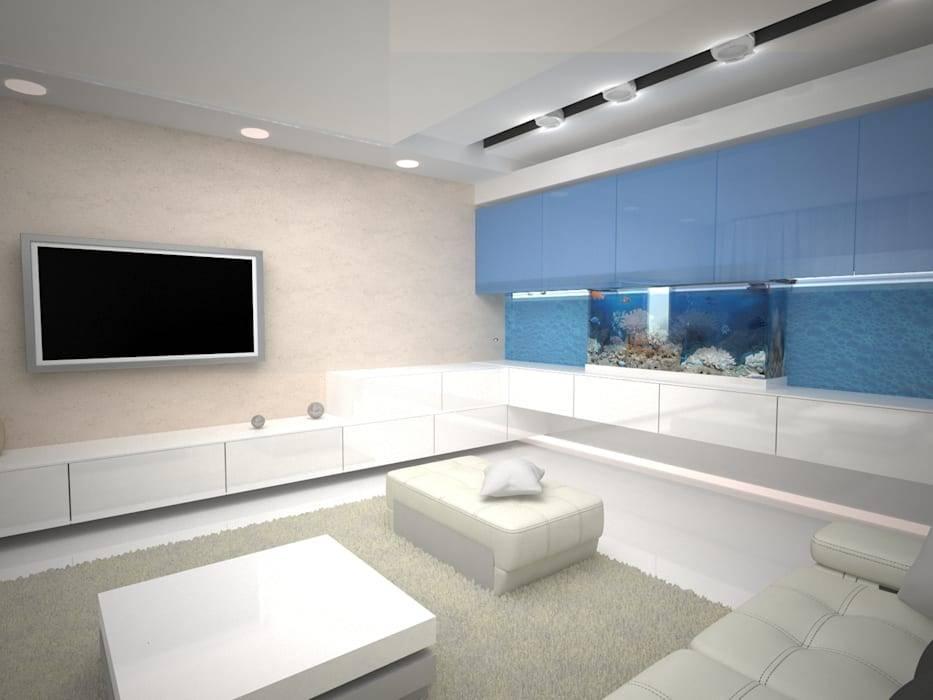 Гостиная минимализм – цветовые решения и главные правила оформления интерьера + 74 фото